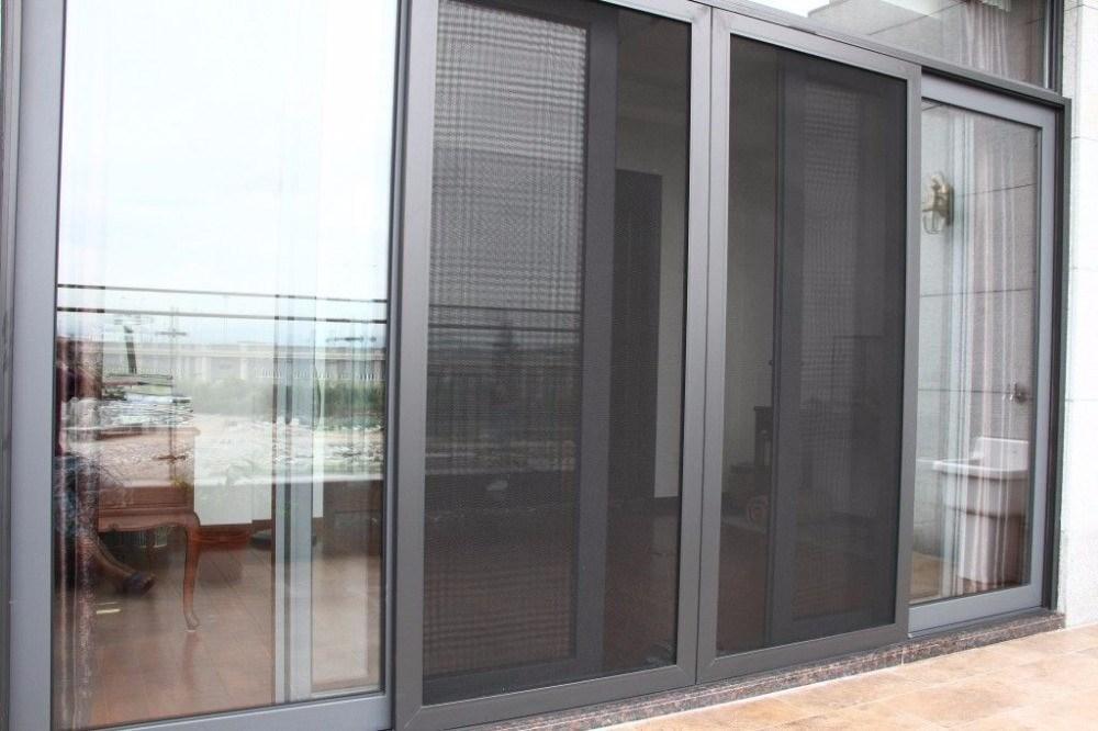 ניס רשת נגד יתושים לחלון, למרפסת כולל התקנה במבצע החודש |CARE4HOME IM-34
