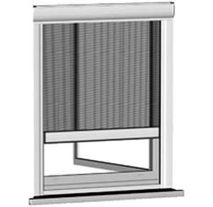 מעולה רשת נגד יתושים לחלון, למרפסת כולל התקנה במבצע החודש  CARE4HOME SE-87